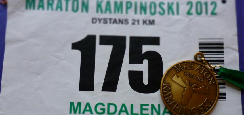 Maraton Kampinoski