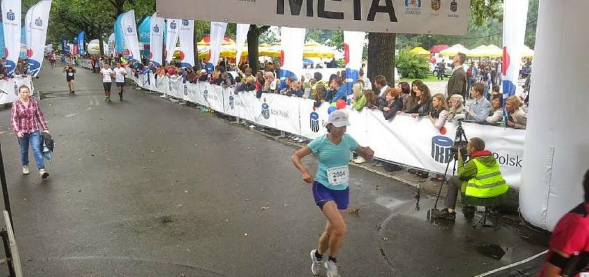 Maraton Wrocław 2013