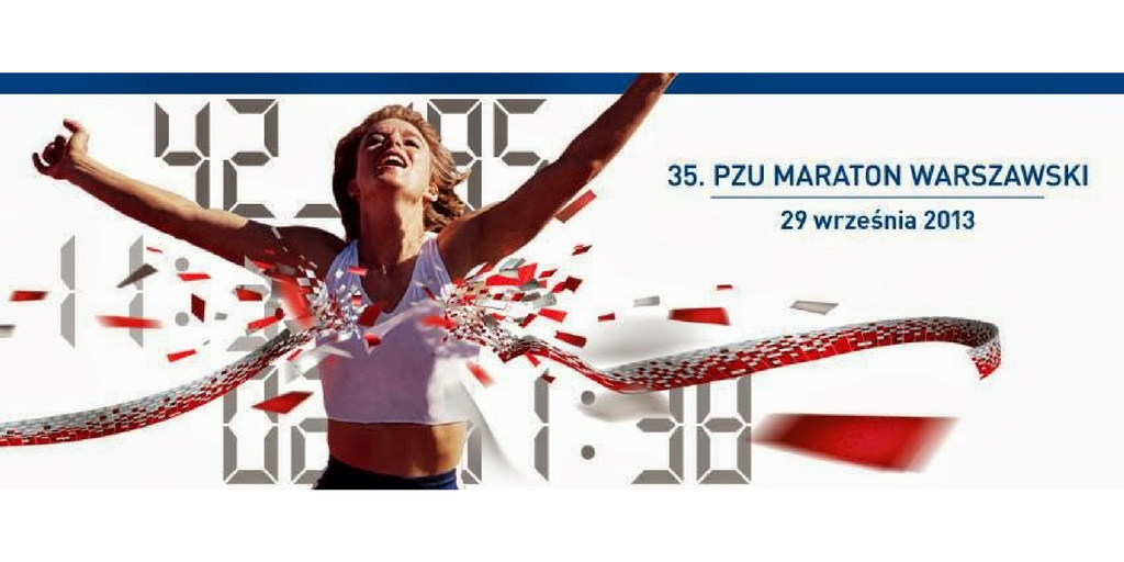Logo Maraton Warszawski