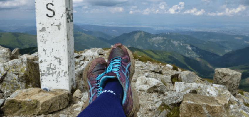 Bieganie po Tatrach