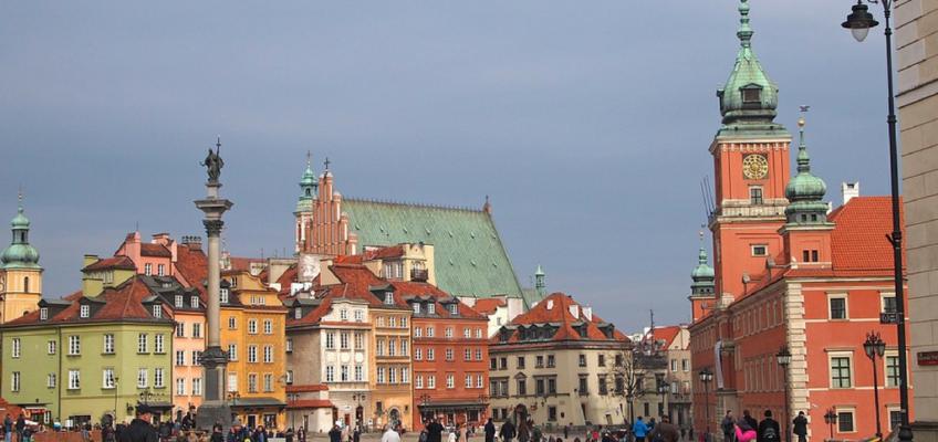 Bieganie po Warszawie vol. 2