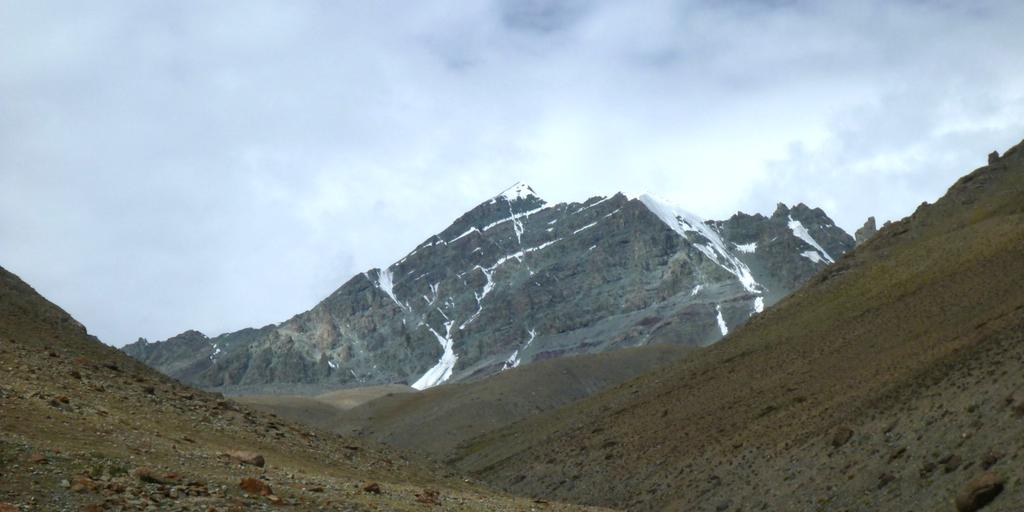 Szczyt Stok Kangri