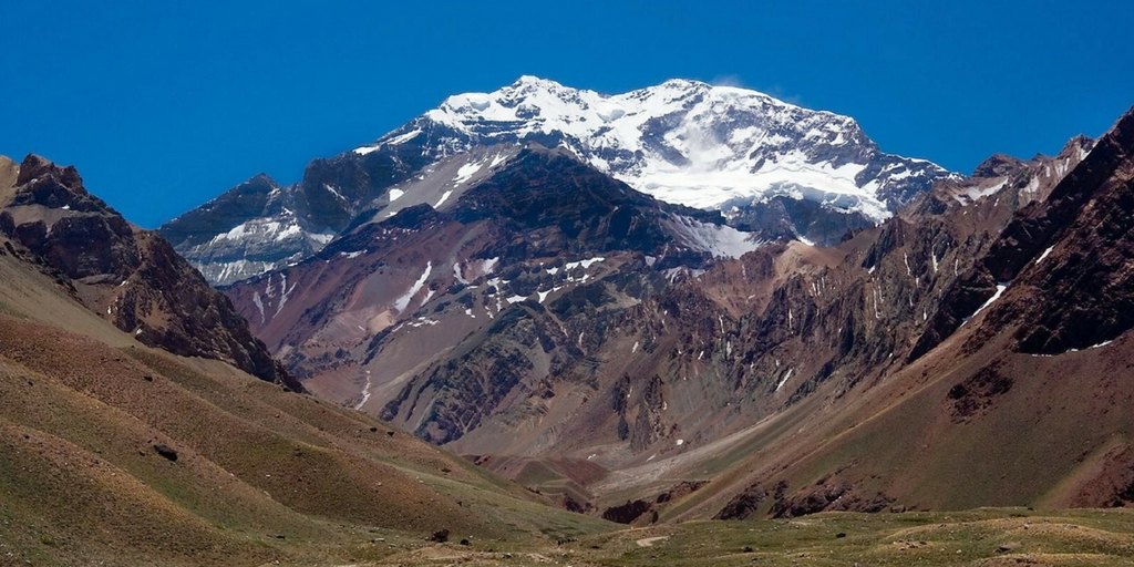 Szczyt Aconcagua