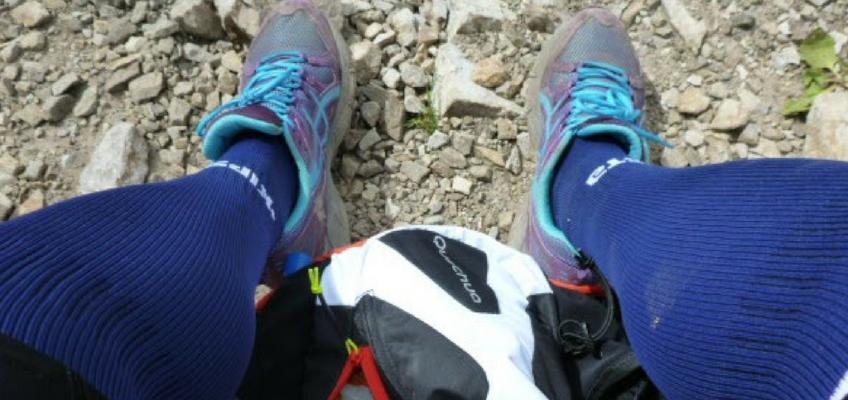 Fastpacking, czyli bieganie po górach