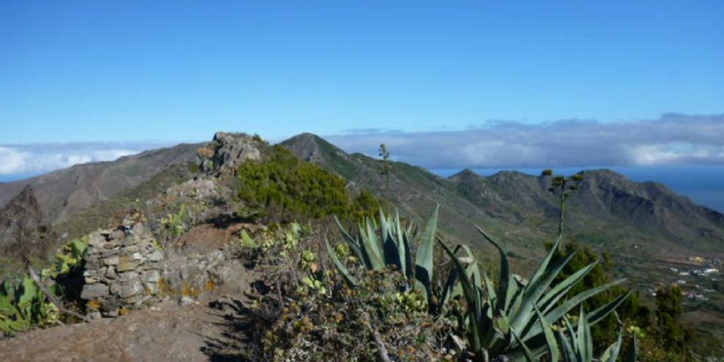 Zdjęcie góry Teno