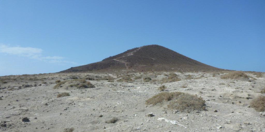 Teneryfa wulkan Pico Viejo