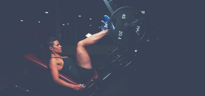 Mój trening na siłowni – nogi i pośladki część I