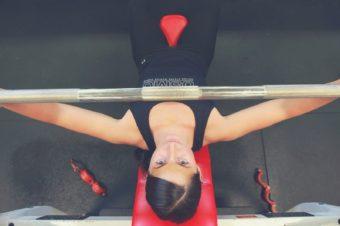 Mój trening na siłowni – klatka piersiowa część I