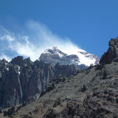 Aconcagua 2013, 2014