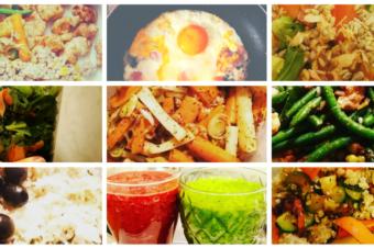 Moje nawyki żywieniowe