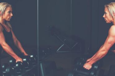 Mój trening na siłowni – barki część I