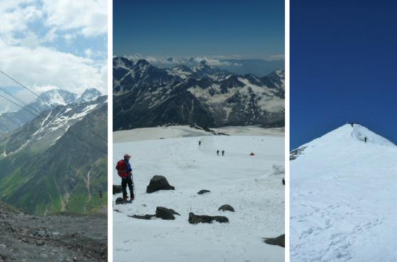 Elbrus – Galeria zdjęć