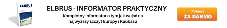 Baner promocyjny Elbrus - Informator praktyczny