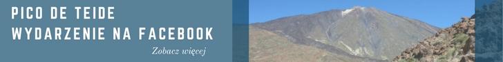 Pico de teide logo wydarzenia na facebooku