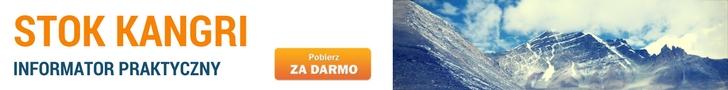 Promocja Informator Praktyczny Stok Kangri