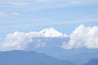 Pico de Orizaba – Jadę do Meksyku