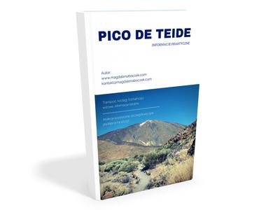 Pico de Teide book