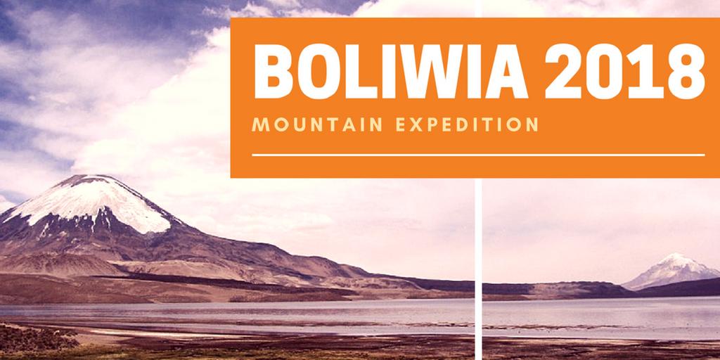 Boliwia - kolejna wyprawa