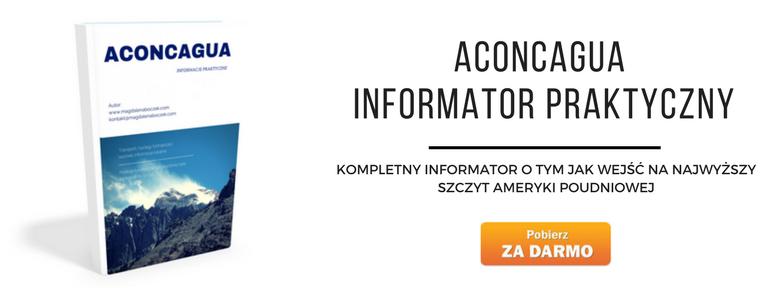Aconcagua - promocja