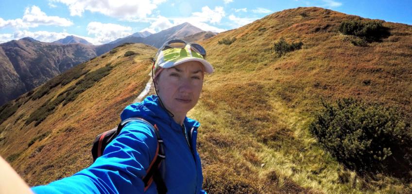 Górskie wędrówki – Tatry – wrzesień 2018