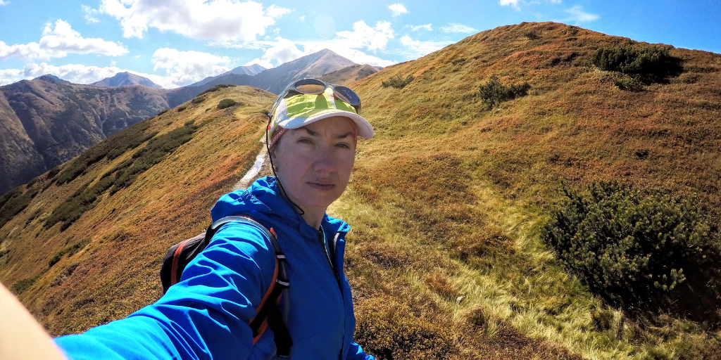 Górskie wędrówki - Tatry – wrzesień 2018