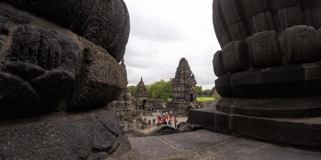 Prambanan świątynia