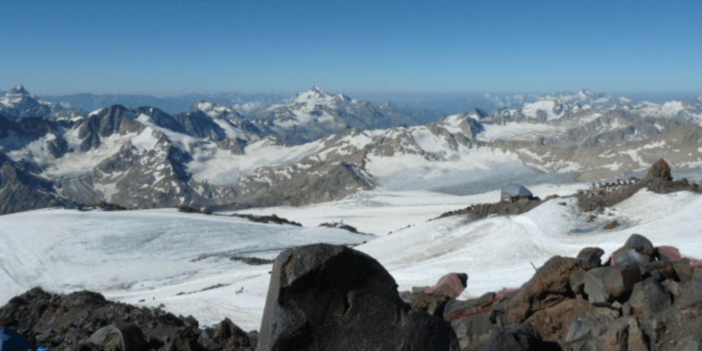 Elbrus – Co zabrałam w góry