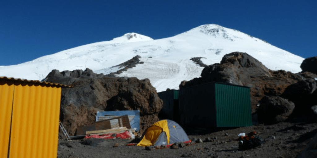 Elbrus – Co zabrałam ze sobą