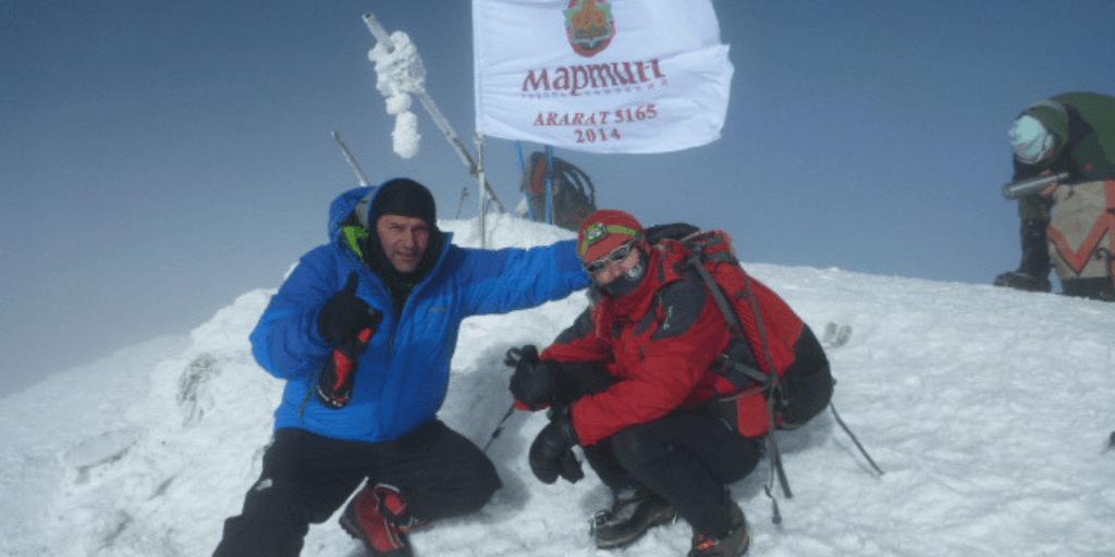 Wulkan Ararat - Trzy praktyczne wskazówki