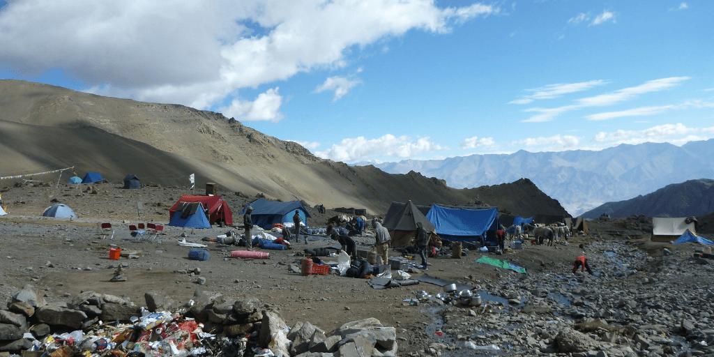 Największe górskie wtopy