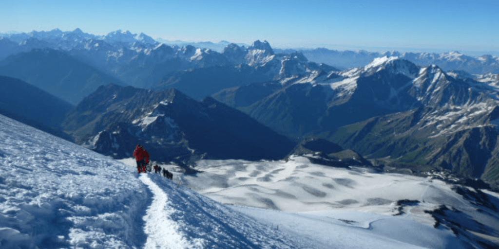 Elbrus - moje refleksje