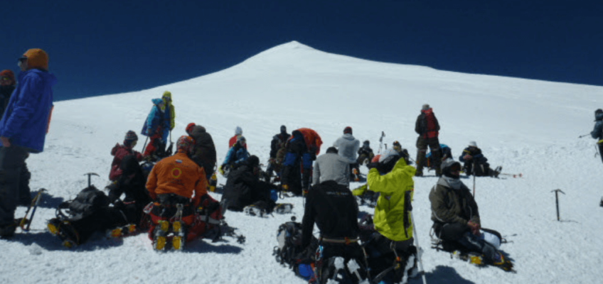 Elbrus – moje błędy