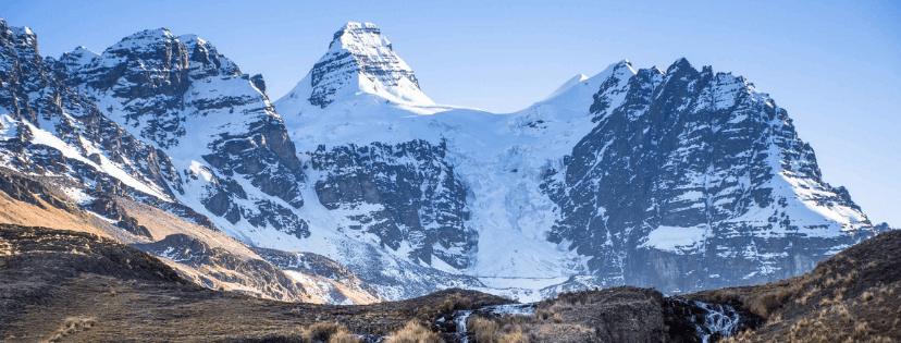 Boliwia - góry