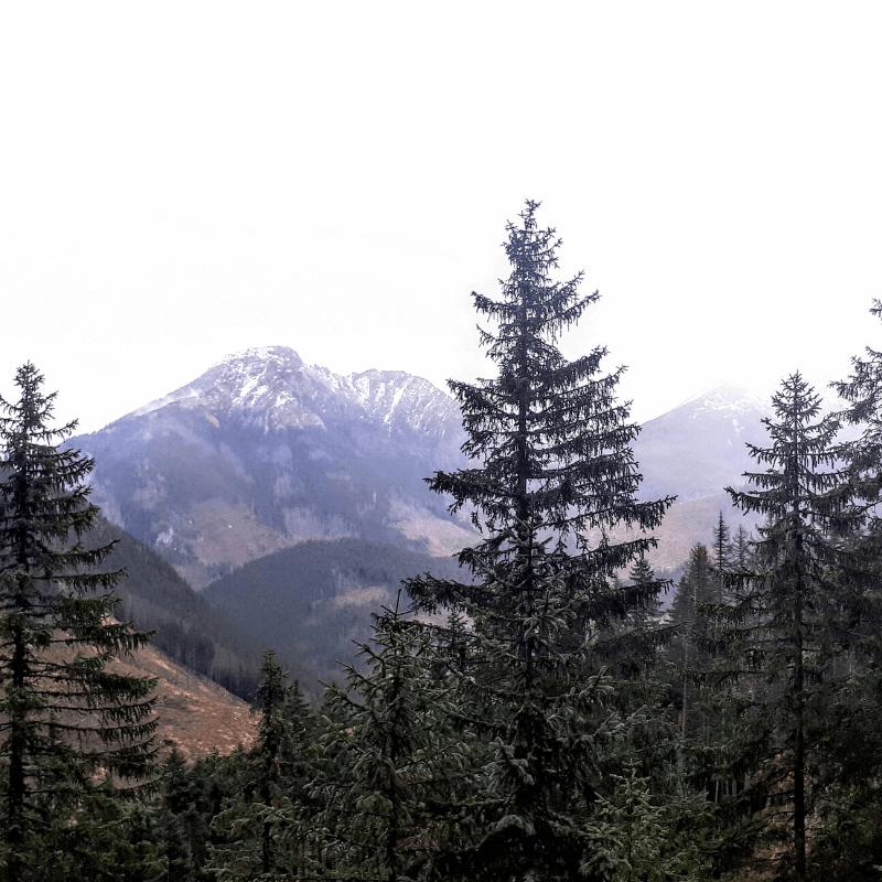 tatry październik 2019