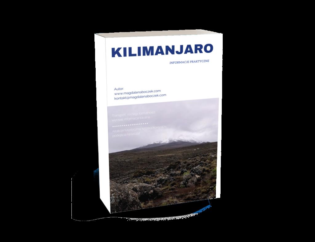 Kilimanjaro E-book