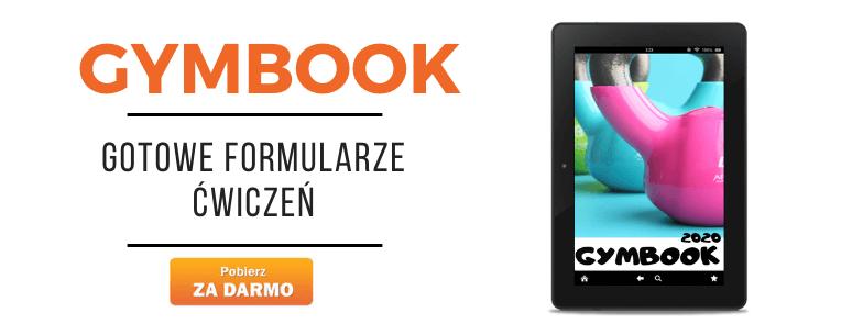 Gymbook 2020 E-book promocja