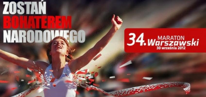Maraton Warszawski 2012