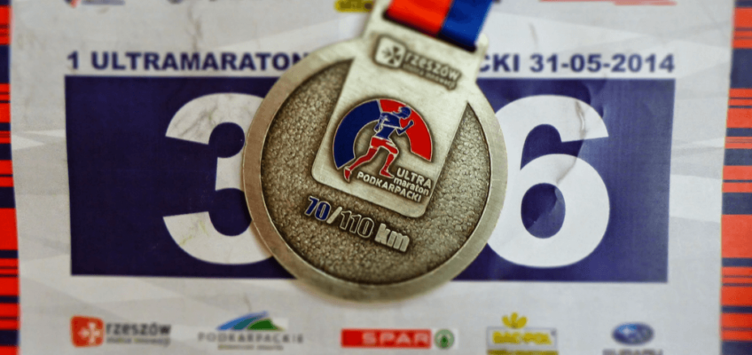 Ultramaraton Podkarpacki 2014