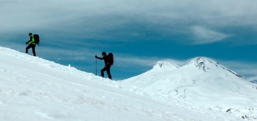Elbrus, kilka słów o sprzęcie