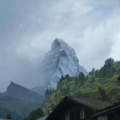Matterhorn/Włochy 2012, 2013