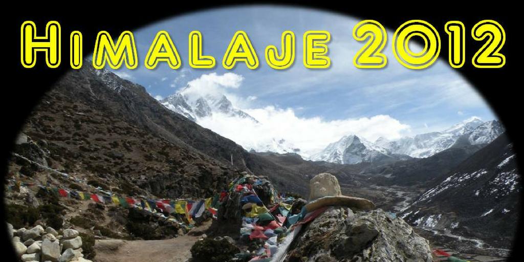 Wyprawa Himalaje relacja