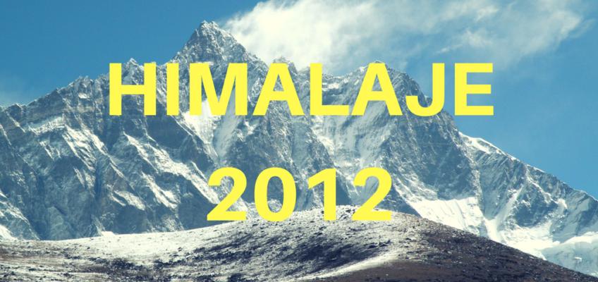 Moja pierwsza wyprawa w Himalaje