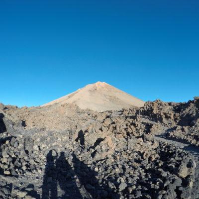 Pico de Teide/Hiszpania 2017