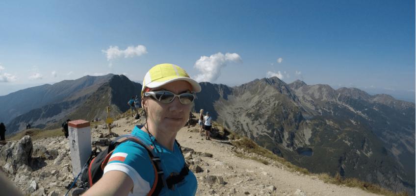 Górskie wędrówki – Tatry – sierpień 2018