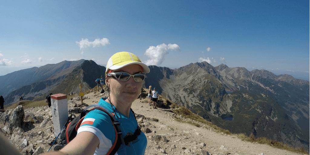 Górskie wędrówki - Tatry – sierpień 2018