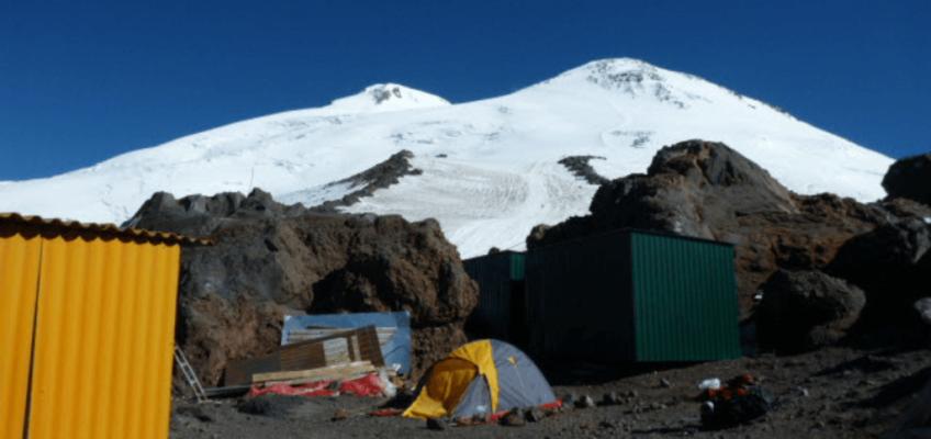 Elbrus – Co zabrałam ze sobą?