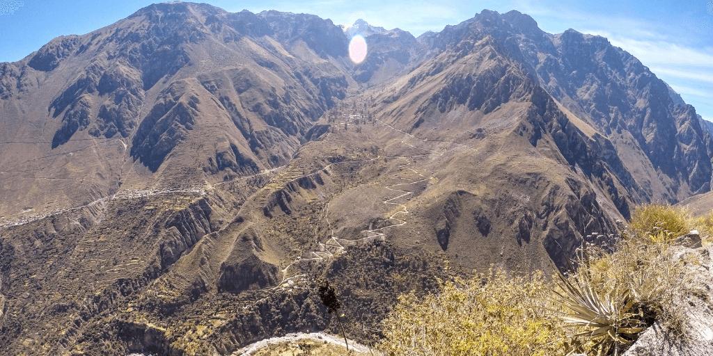 Peru 2019 - podsumowanie Wąwóz Colca