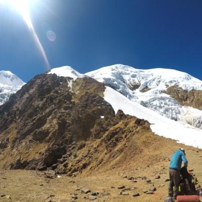 Boliwia/Huayna Potosi 2019