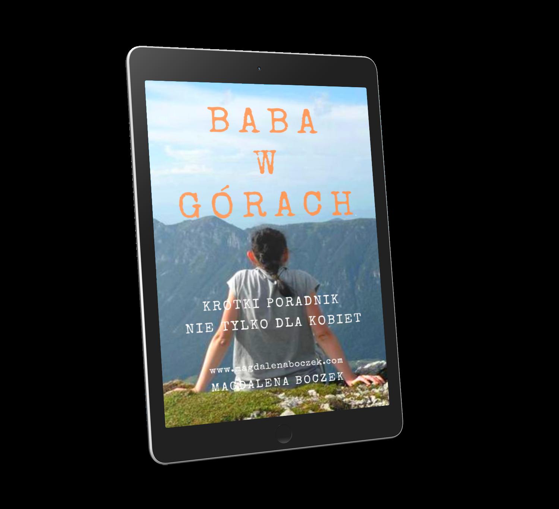 E-book Baba w górach