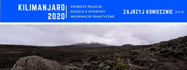 Kilimanjaro promocyjne